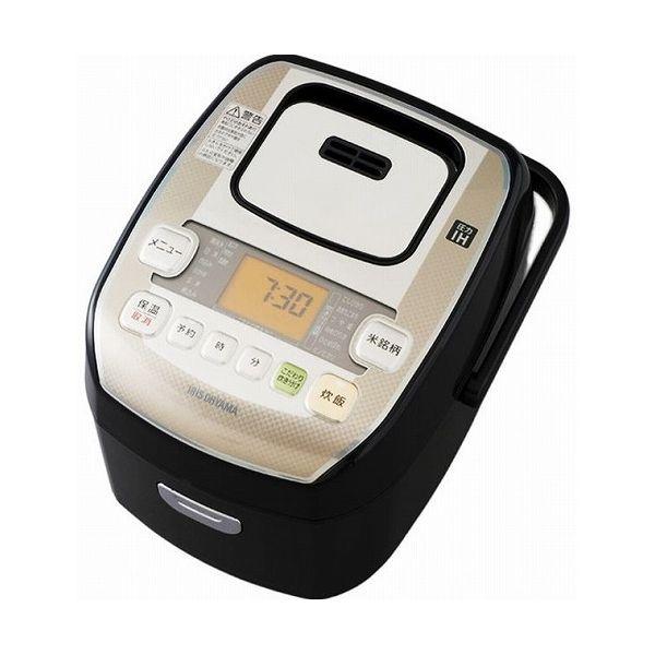 アイリスオーヤマ 米屋の旨み 銘柄炊き 圧力IHジャー炊飯器 3合 RC-PA30-B(代引不可)