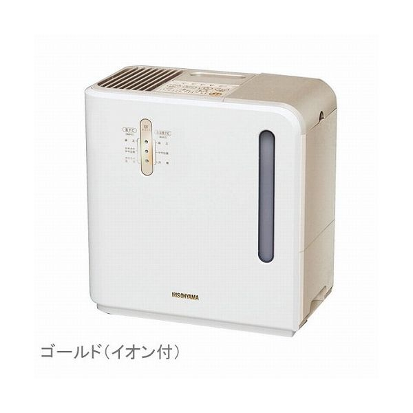 アイリスオーヤマ 気化ハイブリッド式加湿器(イオン有) ARK-500Z-N(代引不可)【S1】