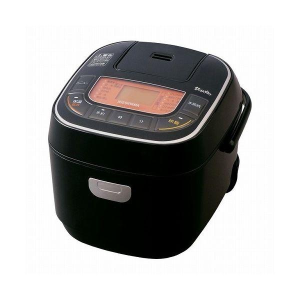 アイリスオーヤマ 米屋の旨み 銘柄炊き ジャー炊飯器 3合 RC-MC30-B(代引不可)【S1】