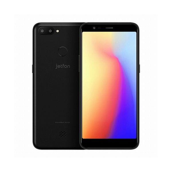 Jetfon jetfon P6 ブラック ELTP18A04-BK(代引不可)【送料無料】