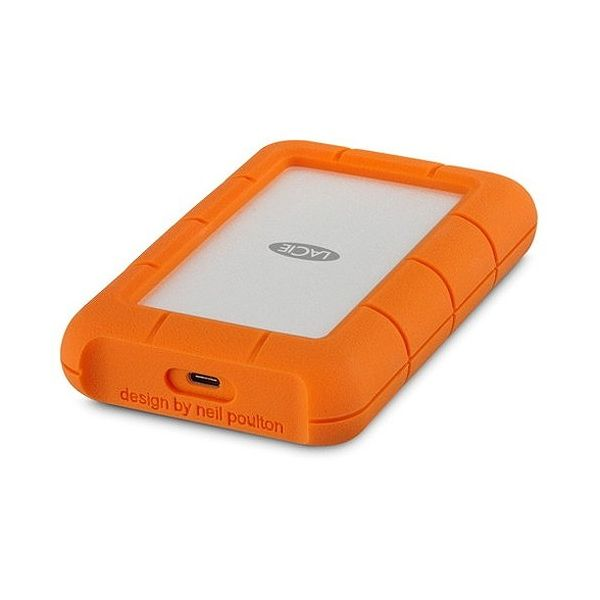 ラシー Rugged USB-C 5TB STFR5000800(代引不可)【送料無料】
