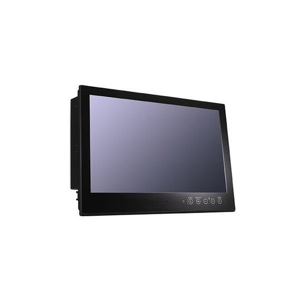 MOXA Intel Celeron 1047UE 1.4 GHzタッチスクリーンパネルコンピュータ 24
