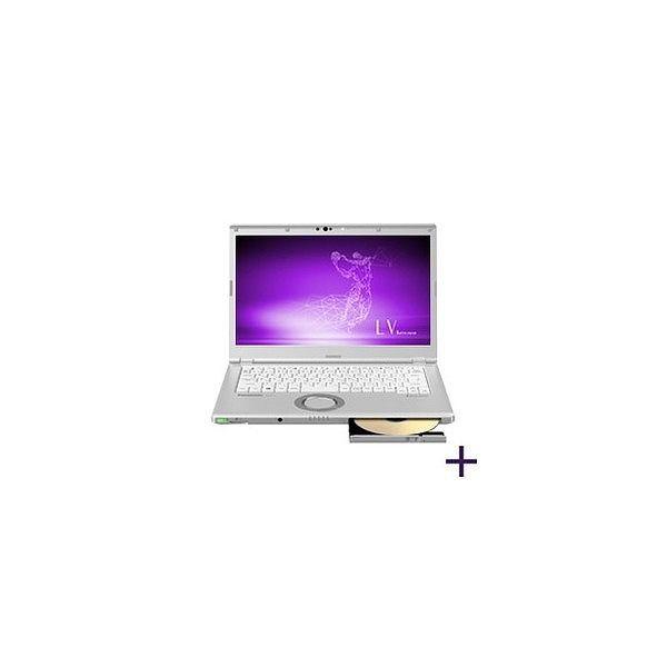 パナソニック Let s note LV8 法人(Core i5-8365UvPro 8GB SSD256GB SMD W10P64 14.0FullHD 電池S 顔認証) CF-LV8RDAVS(代引不可)