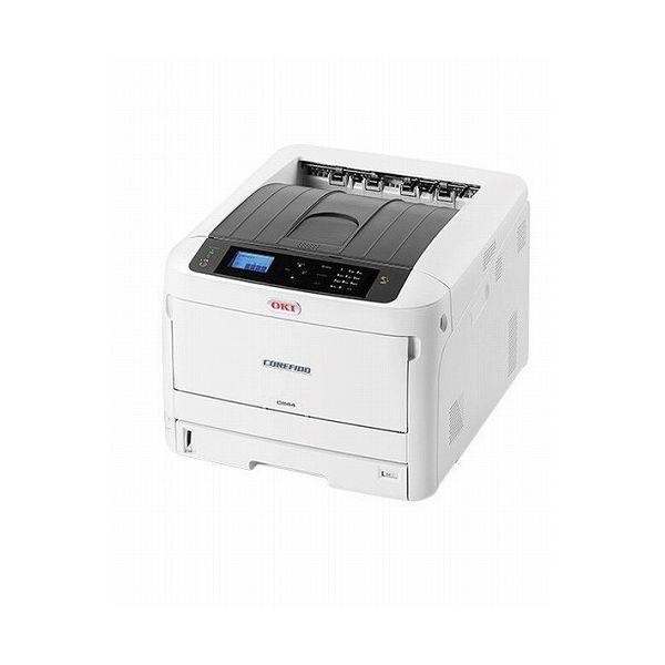 OKI (7年間無償保証 メンテナンス品7年間無償提供)A3カラーLEDプリンター C844DNW(カラー36PPM・モノクロ36PPM 自動両面印刷)(代引不可)