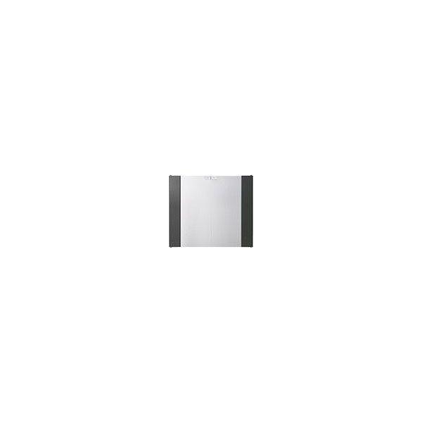 オーエス ユニットキャビネット適用ガラス扉 S1107・S124U用 ブラック U-H3G(代引不可)【送料無料】