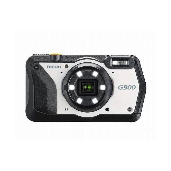リコー (現場カメラ)RICOH デジタルカメラ G900(2000万画素 光学x5 防水・防塵・業務用)()【ポイント10倍】