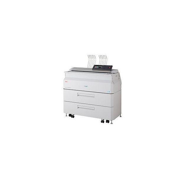 沖データ LP-2060MF Teriostar A0サイズ マルチファンクションLEDプロッタ(代引不可)