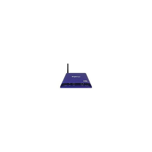 BrightSign BrightSign HD223W (2K LAN WiFi GPIO) BS HD223W(代引不可)【送料無料】