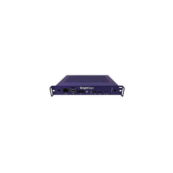 BrightSign BrightSign HO523W (OPS準拠 2K LAN WiFi GPIO USB シリアル) BS HO523W(代引不可)【送料無料】