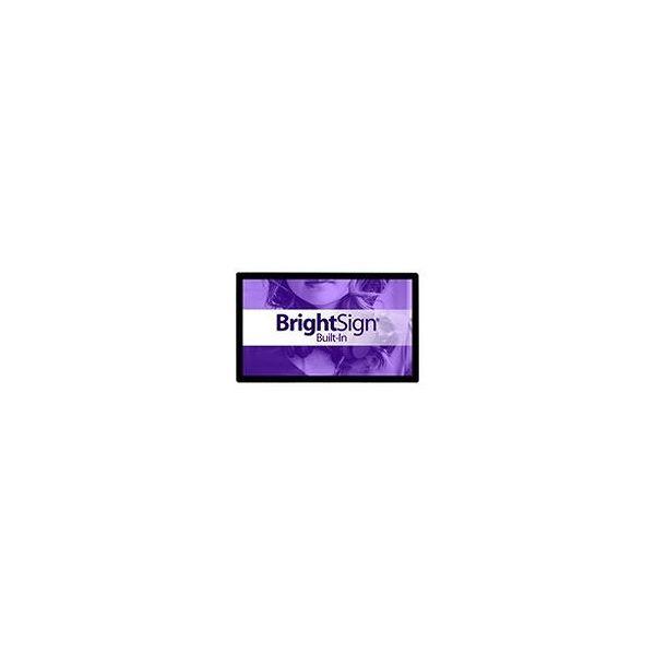【送料無料】BrightSign (Bluefin)10.1インチ ワイド タッチパネル サイネージディスプレイ(1280x800/LAN/W-LAN/LCD/静電容量方式/BrightAuthor) BS/BF10WT BrightSign 10.1インチ ワイド タッチパネル サイネージディスプレイ BS BF10WT(代引不可)【送料無料】
