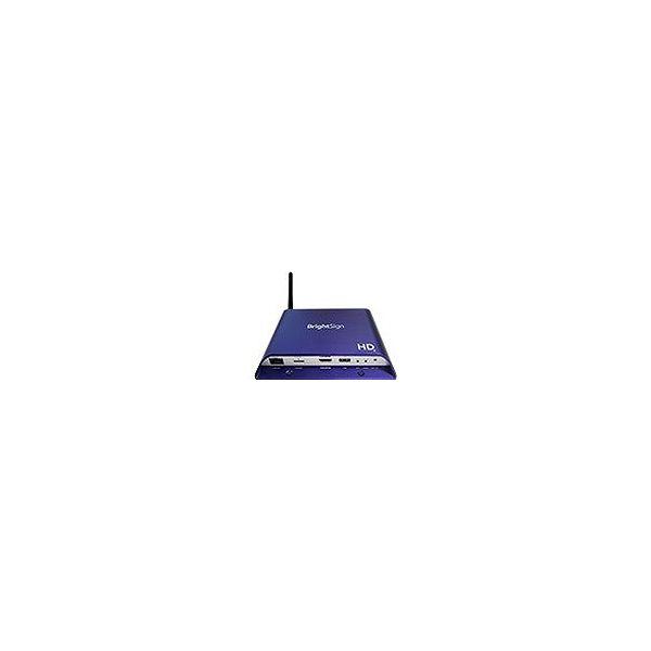 BrightSign デジタルサイネージプレーヤー BrightSign HD1024W(WiFi内蔵モデル) BS HD1024W(代引不可)【送料無料】