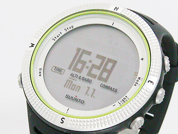 スント SUUNTO コア CORE 腕時計 SS013318010 ライトグリーン【ポイント10倍】