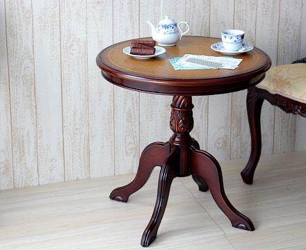テーブル ダイニングテーブル アンティーク フォルン テーブル(代引き不可)【送料無料】【S1】