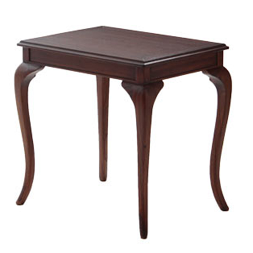 テーブル カフェテーブル サイドテーブル ディスプレイ 猫脚テーブル アンティーク シャルダン コーヒーテーブル(代引き不可)【送料無料】【int_d11】