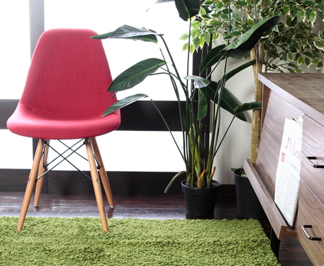 イームズ シェルチェア 【ファブリック】 リプロダクト 椅子 腰掛 チェア デザイナーズ(代引不可)【送料無料】