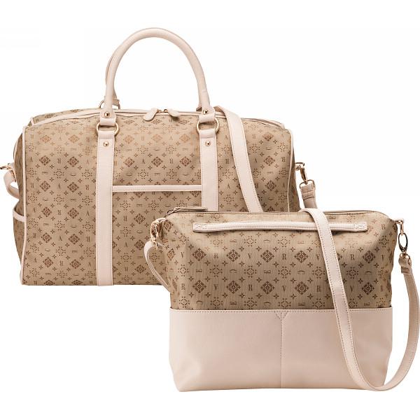クレアトラベラー ボストン ショルダーバッグ ゴールド アパレル 婦人小物 バッグ CR1550-G(代引不可)【送料無料】