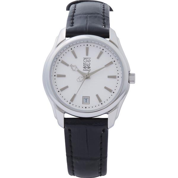 クリオブルー レディース腕時計 装身具 婦人装身品 婦人腕時計 W‐CLL15234BK(代引不可)【送料無料】