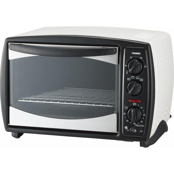 ツインバード ノンフライオーブン 電化製品 電化製品調理機器 オ-ブント-スタ- TS-4119W(代引不可)