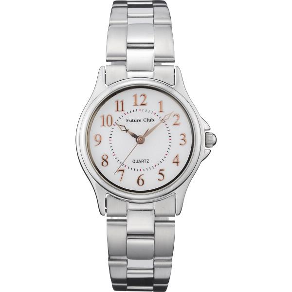 フューチャークラブ フューチャークラブ レディース腕時計 ピンクゴールド レディスウォッチ 装身具 婦人腕時計 FC-077LP(代引不可)【送料無料】