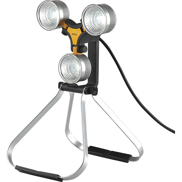 LED3灯ワークライト 電化製品 DIY用品 園芸用品 WT-1000N(代引不可)【送料無料】