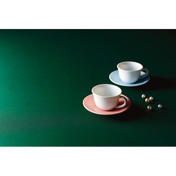 ベルナルド ベルナルド オリジーヌ ペア コーヒーカップ ソーサー ブルー ピンク オリジーヌ 1699/1701/0079/4C(代引不可)【送料無料】