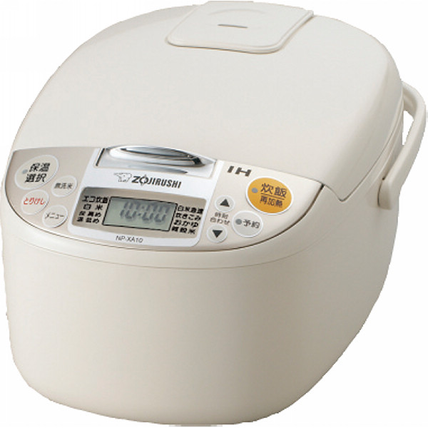 象印 IH炊飯ジャー(5.5合) 電化製品 電化製品調理機器 炊飯器 NP-XA10-CL(代引不可)【送料無料】