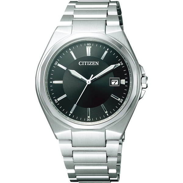 シチズン ソーラーメンズ腕時計 ブラック 装身具 紳士装身品 紳士腕時計 BM6661-57E(代引不可)【送料無料】