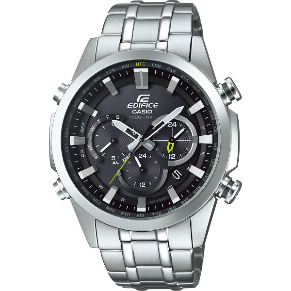 EDIFICE エディフィス 腕時計 ブラック 装身具 紳士装身品 紳士腕時計 EQW‐T630JD‐1AJF(代引不可)【送料無料】