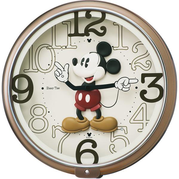 ディズニータイム メロディ掛時計(6曲入) FW576B(代引不可)