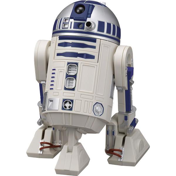 R2‐D2 アクション目覚まし時計 ブルー 8ZDA21BZ03(代引不可)