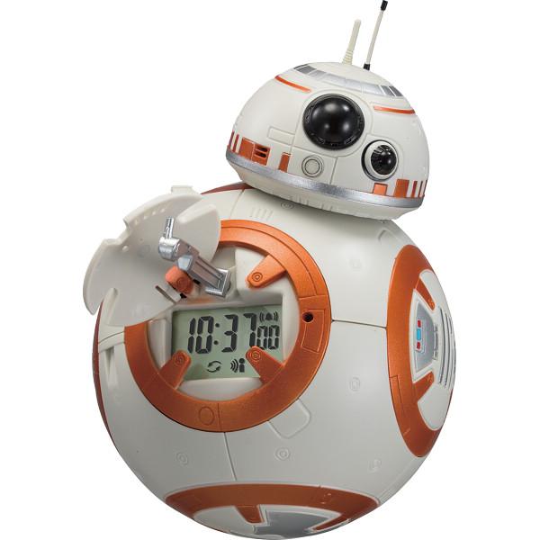 BB-8 アクション目覚まし時計 8RDA74MC03(代引不可)