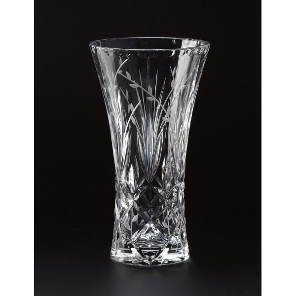 ラスカボヘミア ブルーム 花瓶 PDV‐212(代引不可)