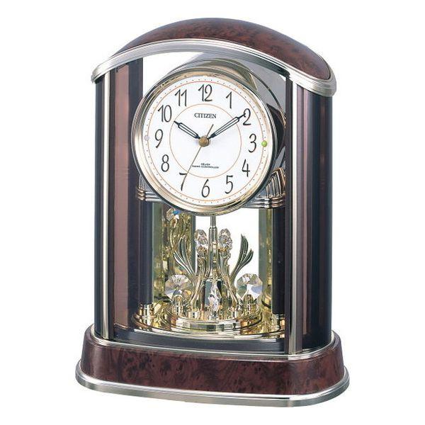 シチズン 電波置時計 4RY658-N23(代引不可)