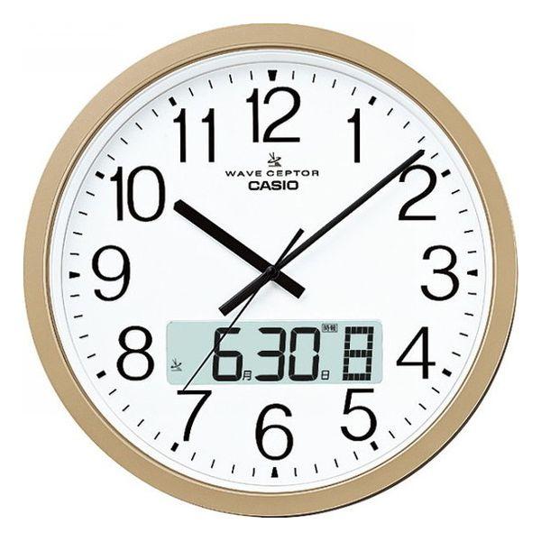カシオ 電波掛時計 IC-4100J-9JF(代引不可)