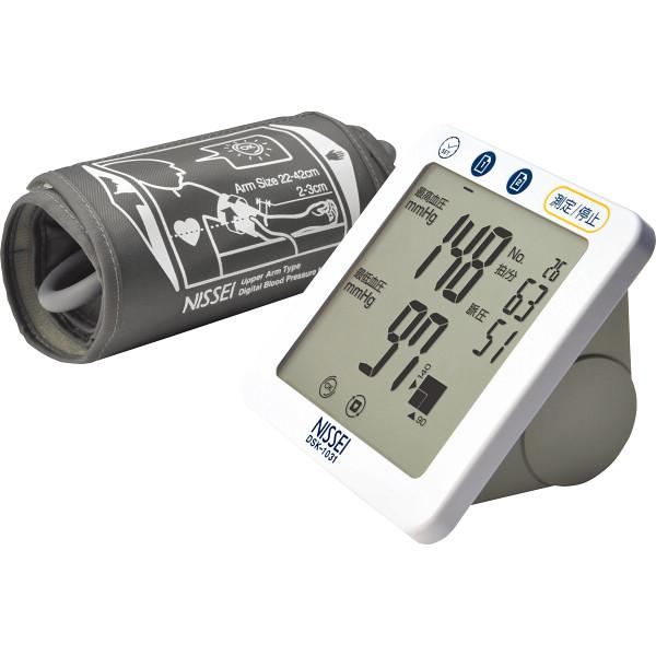 日本精密測器 上腕式デジタル血圧計 DSK-1031 健康機器 血圧計 上腕式血圧計(代引不可)