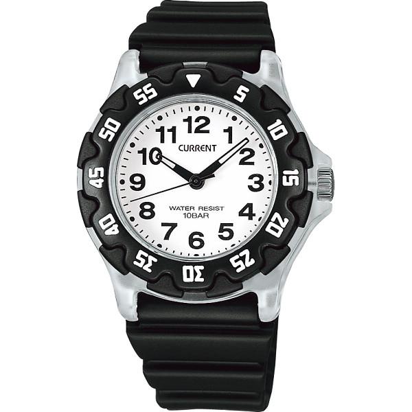 カレント スポーツレディース腕時計 婦人 カレント 装身具 婦人装身品 婦人腕時計 AXZN030(代引不可)【ポイント10倍】