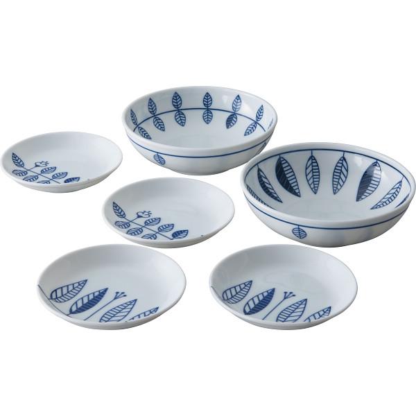 クルーヌクッキア クルーヌクッキア 6ピースセット 和陶器 和陶鉢 中鉢セット KR1097(代引不可)
