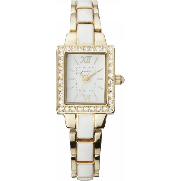 レディースブレス腕時計 ゴールド 装身具 婦人装身品 婦人腕時計 BL885-GW(代引不可)【ポイント10倍】