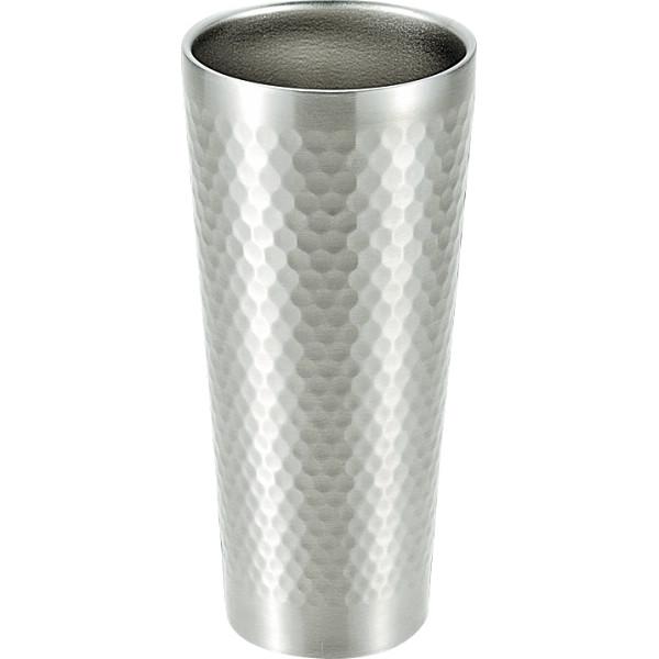 ステンレス断熱タンブラー(420 ml ) 金属洋食器 金属カップ ステン二重マグ SOH-200S(代引不可)