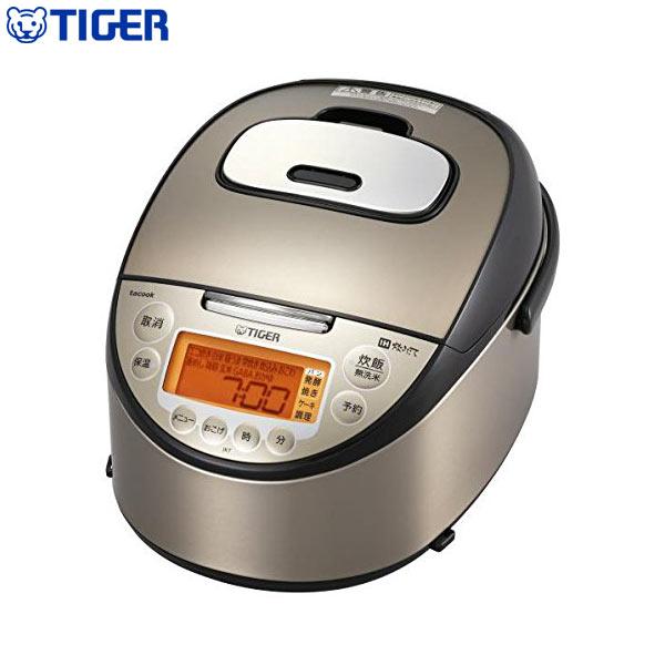 タイガー魔法瓶 IH炊飯ジャー 炊きたて 5.5合 JKT-J101 TP パールブラウン 炊飯器【送料無料】