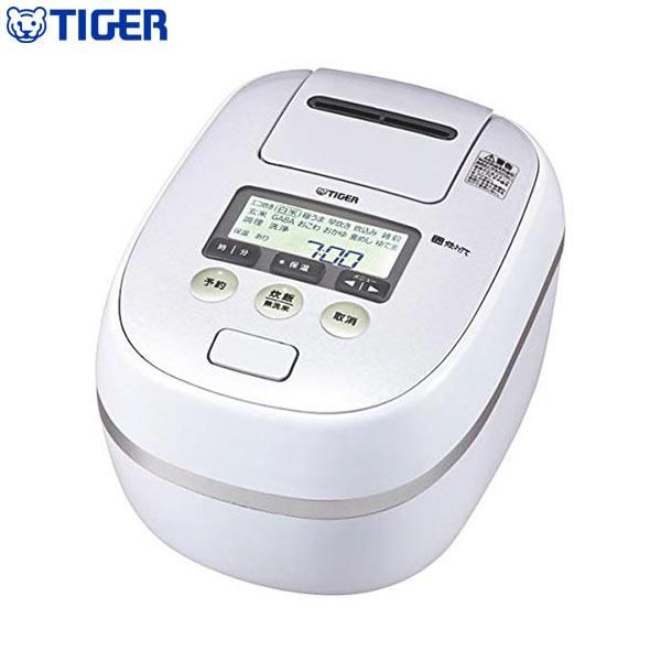 タイガー魔法瓶 圧力IH炊飯ジャー 3.5合 JPD-A060 WE アーバンホワイト 炊飯器【送料無料】