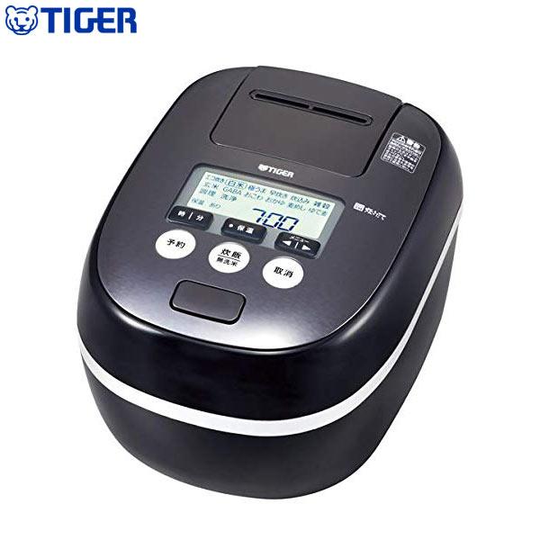タイガー魔法瓶 圧力IH炊飯ジャー 3.5合 JPD-A060 KE アーバンブラック 炊飯器【送料無料】