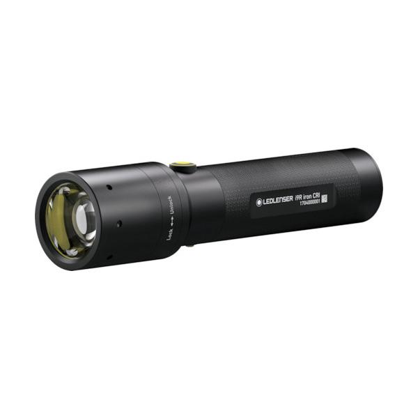 LEDLENSER レッドレンザー 高演色 LED ハンディライト i9r iron CRI【送料無料】