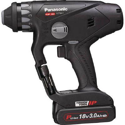 最愛 3.0Ah 黒 充電マルチハンマードリル18V EZ78A1PN2GB:リコメン堂 Panasonic-DIY・工具