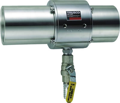 TRUSCO エアガン ジャンボタイプ 最小内径38mm【MAG-38】(空圧工具・エアガン)