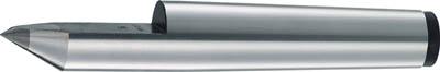 TRUSCO 超硬付ハーフセンター MT5 9.0mm【THSP-5-1890】(ツーリング・治工具・チャック・生爪)
