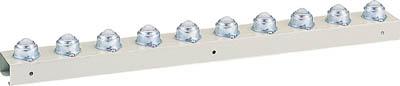 TR USCO ボールコンベヤ P100XL900 U-8PX9 樹脂【U8P-90-100】(コンベヤ・ボールキャスターユニット)