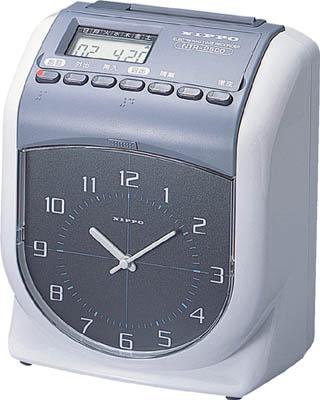 ニッポー タイムレコーダー NTR-2500【NTR-2500】(OA・事務用品・タイムレコーダー)