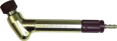 UHT エアーマイクログラインダー MAG-122 Plus120度φ20【MAG-122PLUS】(空圧工具・エアマイクログラインダー)