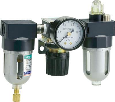 日本精器 FRLユニット25A【BN-2501-25】(空圧・油圧機器・エアユニット)